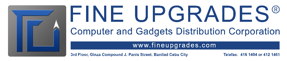 Fine Upgrades Computer and Gadgets Distribution Corp.